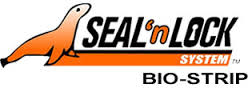 Seal & Lock BIO Strip Logo